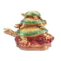 Buy Tortoise On Tortoise For Longevity & Success - Feng Shui Vastu For Office & online