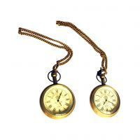 Buy Artizanstore Brass Pocket Watch With Chain online