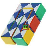 Buy Eci Addiction Magic Snake Cube Puzzle Brain Teaser Twist Toy Game Kid Adult online