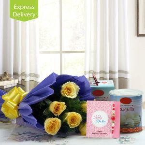 Buy Pure Rakhi Love online