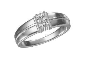 Buy Kiara  Sterling Silver Sarita Ring online
