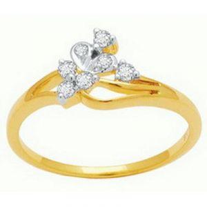 Buy Ag Real Diamond Stone Beautiful Classic Fashion online
