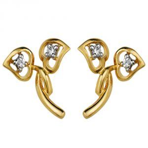 Buy Ag Real Diamond Sachi Earring Agse0011a online