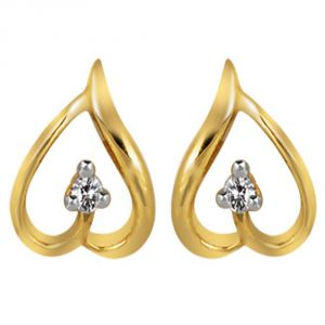 Buy Ag Real Diamond Payal Earring online