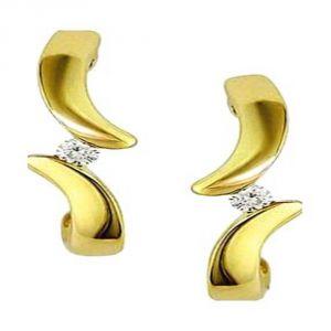 Buy Ag Real Diamond Aruna Earring online
