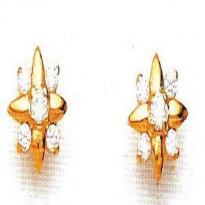 Buy Ag Real Diamond Sadhana Earring Agse0040a online