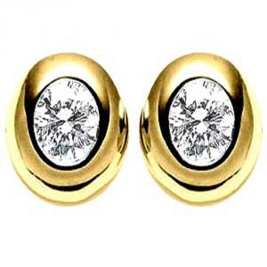 Buy Ag Real Diamond Channai Earring online