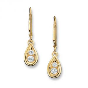 Buy Ag Real Diamond Rajstan Earring online