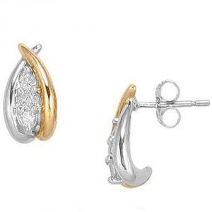 Buy Ag Real Diamond Shradhha Earring Agse0072a online