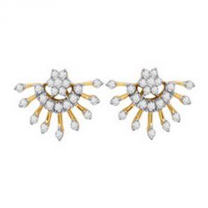 Buy Ag Real Diamond Maya Earring Agse0122a online