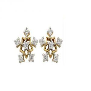 Buy Ag Real Diamond Aakansha Earring Agse0126a online