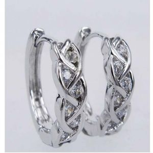 Buy Ag Real Diamond Mira Earring Agse0153a online