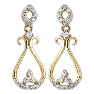 Buy Ag Real Diamond Maya Earring Agse0163a online