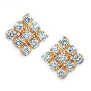 Buy Ag Real Diamond Varsha Earring Agse00181a online