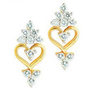 Buy Ag Real Diamond Karuna Earring Agse00182a online