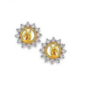 Buy Ag Real Diamond Darshana Earring online