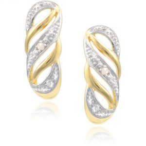Buy Ag Real Diamond  Sonal Earring online