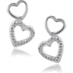 Buy Ag Real Diamond  Pranjal Earring online
