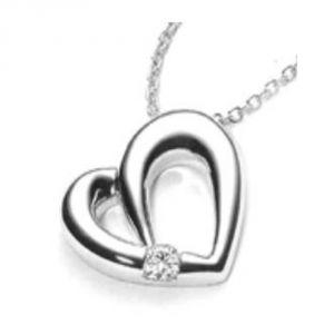 Buy Ag Real Diamond Ketaki Pendant online