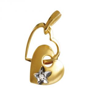 Buy Ag Real Diamond Sonakshi Pendant Agsp0035a online