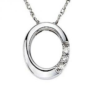 Buy Ag Real Diamond Poonam Pendant Agsp0051a online