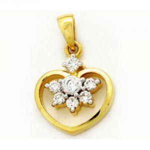 Buy Ag Real Diamond Rashi Pendant Agsp0060a online