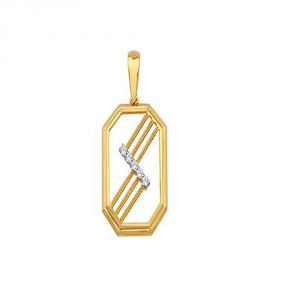 Buy Ag Real Diamond Deepti Pendant online