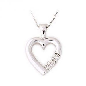 Buy Ag Real Diamond Minal Pendant Agsp0087a online