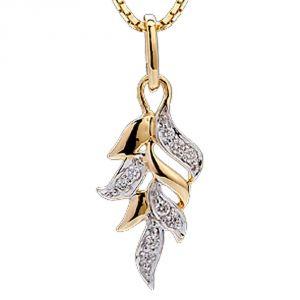 Buy Ag Real Diamond Jostna Pendant Agsp0114a online