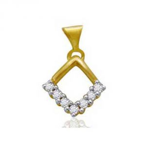 Buy Ag Real Diamond Mira Pendant Agsp0138a online
