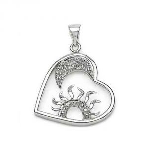 Buy Ag Real Diamond Varsha Pendant Agsp0152a online