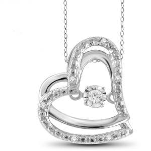 Buy Ag Real Diamond Janavi Pendant Agsp0213 online