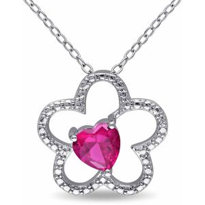 Buy Ag Real Diamond Avantika Pendant Agsp0214 online