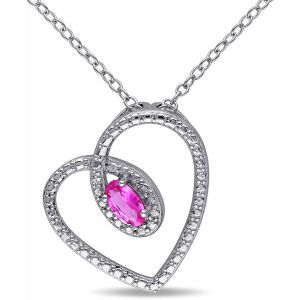 Buy Ag Real Diamond Roshani Pendant Agsp0215 online