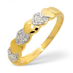 Buy Ag Real Diamond Priya Ring online