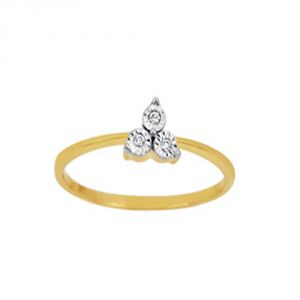 Buy Ag Real Diamond Sachi Ring online