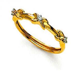 Buy Ag Real Diamond Chennai Ring online