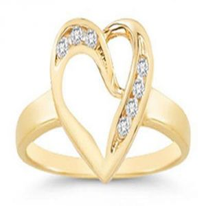 Buy Ag Real Diamond Mumbai Rings online