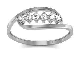 Buy Ag Real Diamond Kashmir Ring Agsr0125w online