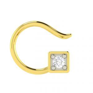 Buy Avsar Real Gold Kanika Nosepin Avn003yn online