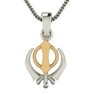 Buy Avsar Real Gold Snehal Pendant Avp026wp online