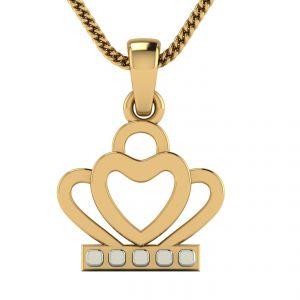Buy Avsar Real Gold Kalpita Pendant Avp028yp online