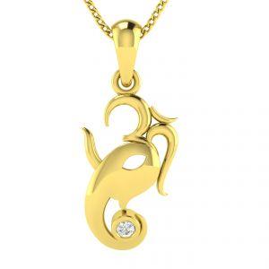 Buy Avsar Real Gold Aarohi Pendant Avp051yp online