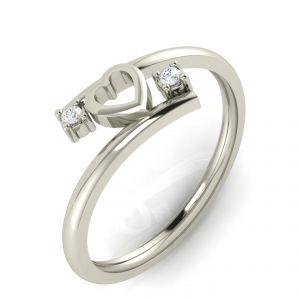 Buy Avsar Real Gold Swapna Ring Avr004wr online