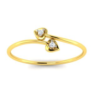 Buy Avsar Real Gold Swati Ring online