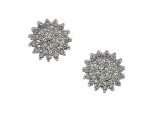 Buy Bling! Diamond Accessories Daily Wear Simple Flo online