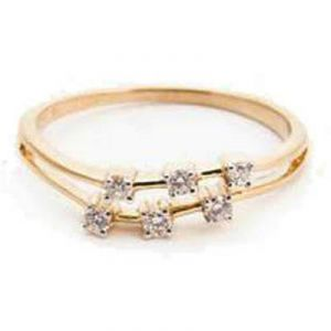 Buy SIX STONE PARALLEL LINE DIAMOND RING online