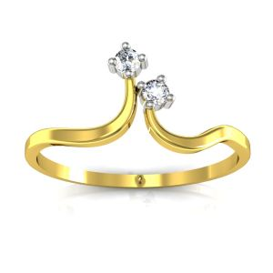 Buy Bling Ring!Real Gold and Diamonds Kerala Ring online
