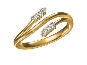 Buy Kiara Sterling Silver Sunita Ring Ecr2179y online