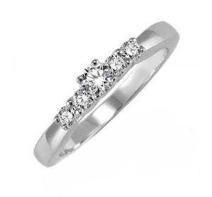 Buy 0.20 CT ENGAGEMENT 14K GOLD DIAMOND RINGS online